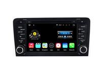 al por mayor regalos tradicionales turcos-7 '' Quad Core Android 5.1.1 Car DVD Multimedia para S3 2003-2011 / A3 2003-2013 para Audi con Radio estéreo GPS mapa de regalo