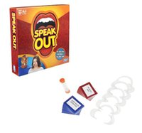 Wholesale Speak out game newest best selling toy table game