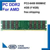 best amd - the cheapest price best quality pc desktop ddr2 gb mhz pc6400 chips high density work for AMD motherboard
