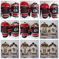 Wholesale 2016 Chicago Blackhawks hoodies Skull hockey jerseys Camo hoody Sweatshirts TOEWS KANE CRAWFORD SHAW KEITH HOSSA HULL