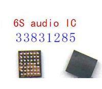 audio ringtones - 10PCS new original for iPhone S SPLUS small ringtones audio IC chip S1285 replacement HK