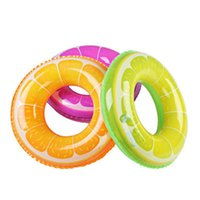 Wholesale Outdoor PVC Swimming Ring Water Inflatable Adult Beach Float Inflatable Ring Sport Accessories JF0025 salebags