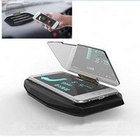 Wholesale Universal GPS Navigation Through Projection HUD Head Up Display Phone Holder yy264