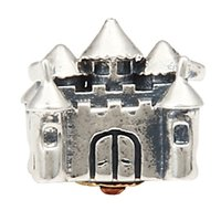 antique house numbers - 2016 New DIY Antique House Charms Original Authentic Sterling Silver Beads fit for European bracelets Necklaces