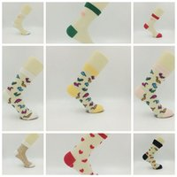 art glas - Japanse Zomer Vrouwen Transparante Sokken Harajuku Stretch Band Aid OK Crystal Sok Japan Glas Zijde Art Sokken Calcetines Mujer