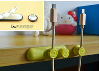 Wholesale New products listed P1 magnetic absorption data wire finishing device cable storage device
