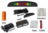 best parking sensor system - car dvr Best Sets Car LED Parking Sensor Kit Display Sensors V for all cars Reverse Assistance Backup Radar Monitor System
