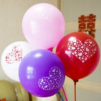 balloon outlet - Europe and America creative wedding party decoration supplies inch love marry printing latex balloon outlet