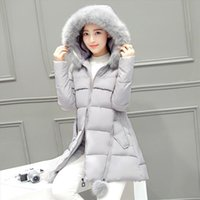 Wholesale 2016 special offer womens down coats in winter brand jackets fashion feather hoody jackets down jackets down jackets for lady warm coats