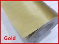Wholesale 1 PC Mx50cm Aluminum Brush Vinyl car wrap aluminium vinyl car sticker Cheap stickers pig