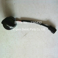 Wholesale Fast Throttle knob throttle locator Throttle Motor Rotary Knob YN52000009P1 for SK200 Kobelco Excavator Parts