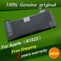 Wholesale Original laptop Battery A1322 For APPLE MacBook Pro quot Unibody A1278 Mid Battery Gift Screwdriver