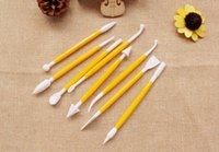 Wholesale Cake Baking Tools Pieces Per Set Sugar Master Tools Bakeware Carved Pen High Quality