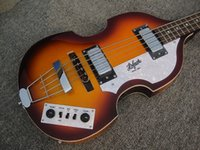 Wholesale China New ELECTRIC BASS GUITARS Hofner H CT bass guitar Right Handed Hot Sell