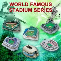 american puzzle - MLB Yankees NYY Chicago Cubs Boston Red Sox San Francisco Giants Cowboys american football ball rugby baseball D Puzzle Stadium
