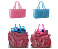 Wholesale 2016 hot sale Mummy Bag Bottle Storage Multifunctional Separate Bag Nappy Maternity Handbag Baby Tote Diaper