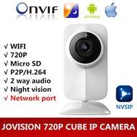 Wholesale Mini Wifi Camera Wireless IP Camera P2P Baby Monitor Network CCTV Security Camera HD P