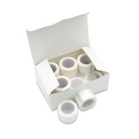 Wholesale New Arrival Surgical Micropore Nonwoven Paper Tape White Microporous Great Breathability inch X Yard rolls box