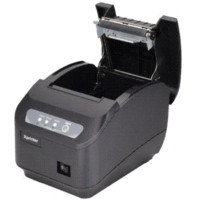 automatic ticket - automatic cutting printer High quality mm receipt Small ticket thermal printer machine printing speed Fast