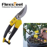 Wholesale High Carbon Steel quot MM Fruit Tree Pruning Shears Garden Tools Bonsai Pruners Gardening Secateurs Grafting Tool