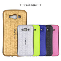 active cover - TPU PC For Cell phone case covers Iphone Galaxy NOTE3 NOTE4 E5 E7 NOTE5 Grand3 LGG4 z4 Active Iface Korea style Cute Hybrid D Shell Bling