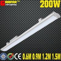 Wholesale LED batten lamp vaporproof waterproof W W W W led linear high power industrial light mm mm mm IP65 High bay light