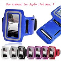 apple nano generations - New Sports Jogging Gym Armband for Apple iPod Nano th Generation G Belt Phone Holster for Nano th
