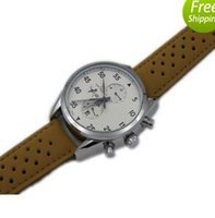Wholesale New Arrival Swiss Brand Tag Men Watch Sport Spacex Mens Watches Automatic Movement Mechanical Leather Band Wristwatch Original Clasp