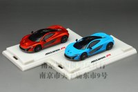 Wholesale High Quality1 Collectible Car Model Mclaren P1 Alloy Diecast Car Model Toy Vehicles cm