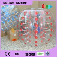 Wholesale m Body Zorbing Ball Bubble Football Soccer Bubble Bubble Soccer Ball