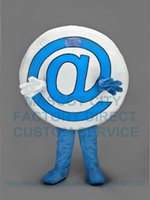 advertising email - EMAIL MASCOT Costume Comunication advertising costumes carnival fancy dress suit kits for email