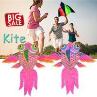 animals body parts - Goldfish Kites m Toys For The Beach Kitesurf Tail Kite Good Quality Sports d Kitesurfing For Years Children