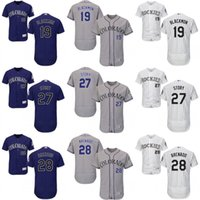 anti story - Flexbase Men s Colorado Rockies Trevor Story Nolan Arenado Carlos Gonzalez Blackmon Raburn baseball jerseys Stitched size S XL