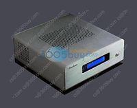 Wholesale Mini itx aluminum computer case htpc aluminum computer case h112 silver black