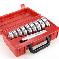bearing driver tool - 10pc Bearing Race and Seal master Driver Wheel Axle Bearings Install tools