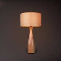 art table clothe - IKEA Wood Art Lighting Fixture Northern Europe Clothes Shop Modern Creative Living Room Bedroom Bedside Table Lamp
