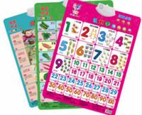 Wholesale Double Reading Audio Chart Children Sound Chart Bump Vocal Voice Toys