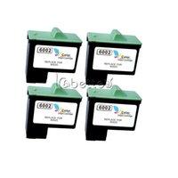 Wholesale 4PK High Quality Ink Inkjet Printer Cartridge for Lenovo C for LENOVO M710 i i