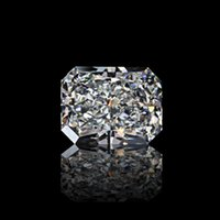 Wholesale Radiant Cut Diamond White Natural Ct F VS2 Rare GIA Certified Amazing
