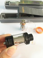 Wholesale FYF146 Aspire Cleito Tank Vaperaize ml Capacity Cleito Atomizer with Cleito Coil ohm Original