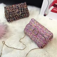 Wholesale Hot selling high quality women s handbag Single Shoulder bag brand designer women chain bag fashion women BA010
