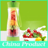 Wholesale New Electric Juice Cup Lemon cup Mini Portable fruit vegetable Blender with USB charger Fresh fruit Carry cup Gifts water bottles