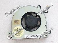 Wholesale For Dell Alienware M14x R2 XN0G5 XN0G5 Cooling Fan DFS561405PL0T FB7K DC28000AJF0