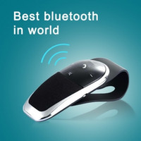 audi cell phone - New arrivel product V4 Universal Multipoint Cell Phone Handsfree Bluetooth Car Kit Handsfree Speaker