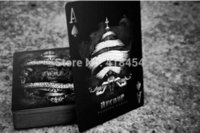 bicycle playing cards black - Bicycle Ellusionist Arcane Black Magic US Playing Cards Poker NEW Sealed poker coin poker card order