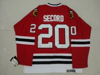 al cotton - 2016 Mix Order Chicago Blackhawks Men s Al Secord hong Jerseys ICE Hockey Jersey Embroidery Cheap Throwback CCM Jerseys