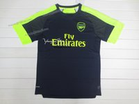 arsenal t shirt - New Arsenal rd deep blue Football Jerseys fans version soccer jersey thai quality Futbol Jerseys Single T Shirt Soccer Short sleeve