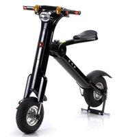 adult electric bike - folding mini electric scooters lithium battery fashion electric bike scooters for adults new arrival electric scooters