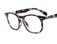 big frame prescription glasses - 2016 New Arrival Hot Sale South Korea Big Frame Eyeglasses Myopia Plain Glasses Women Men Prescription Frames