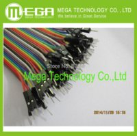 Wholesale Dupont line cm male to male male to female and female to female jumper wire Dupont cable for Arduino